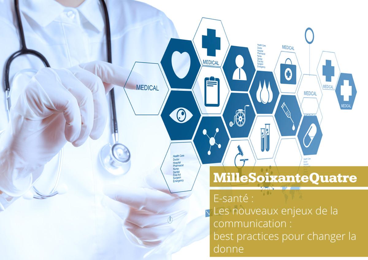 Livre Blanc - E-santé : se rendre visible et transformer l'essai