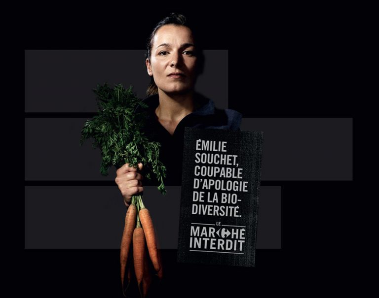 Carrefour & Act for Food : anatomie d'une campagne