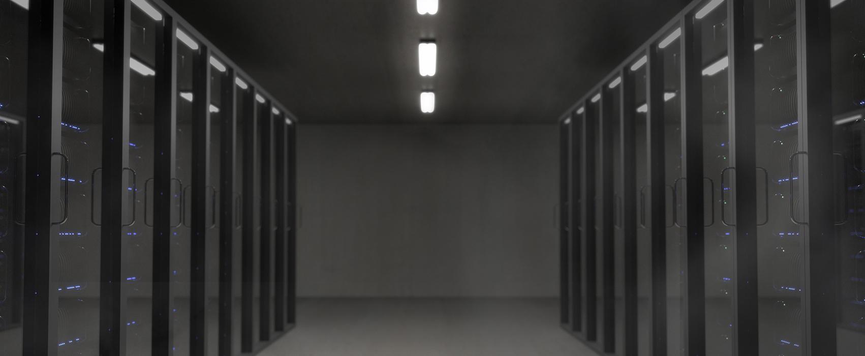 Salle de data centers - Telehouse