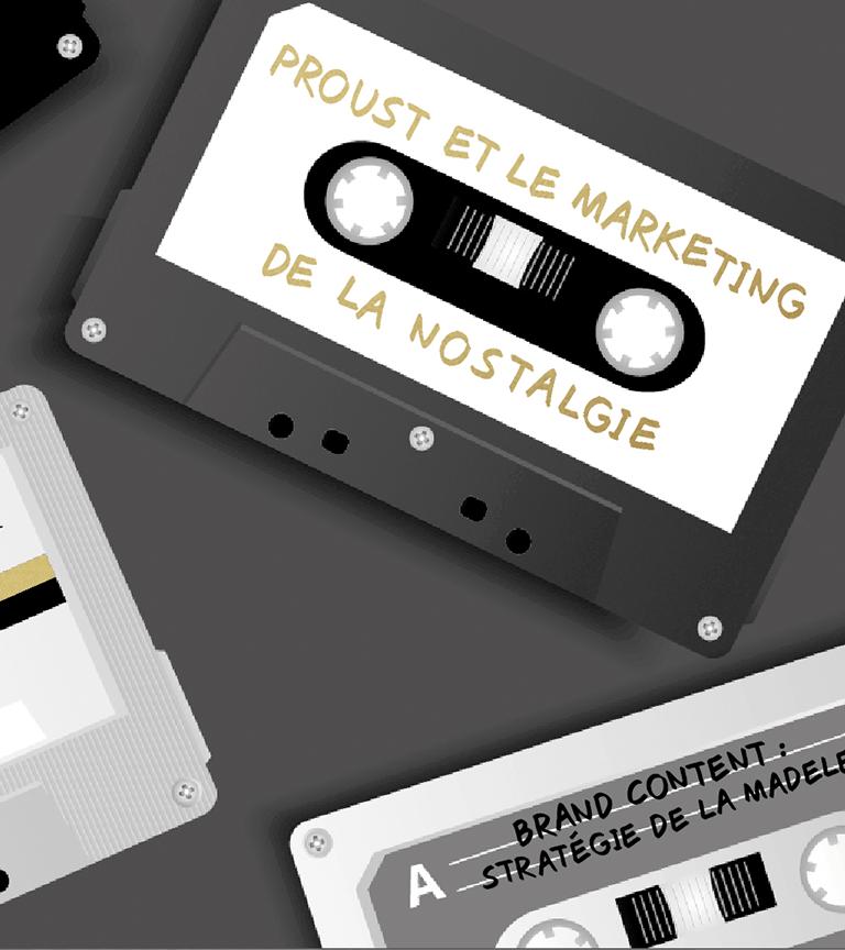 Et si Proust avait inventé le marketing de la nostalgie?